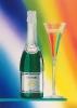 Hochzeits-Champagne