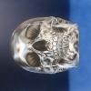 Metall-Skull